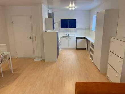 Neuwertige 1-Zimmer-Erdgeschosswohnung mit Garten und EBK in St. Ingbert-Rohrbach