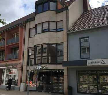 3-Zimmer-Maisonette-Wohnung in Zweibrücker Fußgängerzone