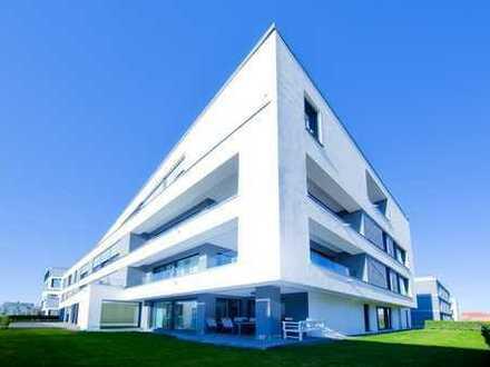 Extravagante Wohnung im Hochparterre-Stil mit besonderem Ambiente