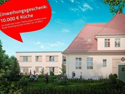 Ihre Neubauwohnung im exklusiven Ludwig Hoffmann Quartier - die Stadt in der Stadt