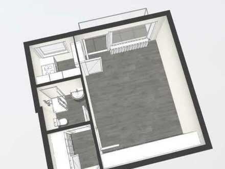 400 €, 29 m², 1 Zimmer