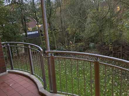 Schöne 2-Zimmer-Wohnung mit Balkon in der Nähe der Hochschule