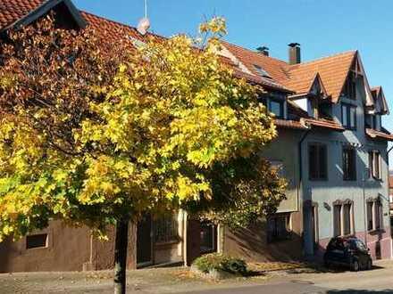 Kapitalanlage-Kieselbronn, charmante 3 Zimmer- Dachgeschoss-Wohnung