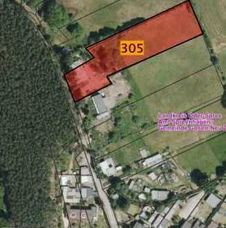 Grundstück in Gosen, 3.548 qm in schöner Ortsrandlage nahe der Spree
