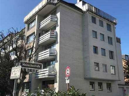 Vermietete 3-Zimmerwohnung in Toplage von Düsseldorf-Golzheim