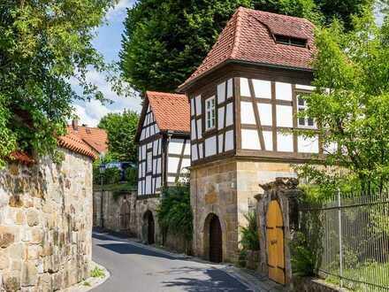 2 Kellerhäuser in Ebern