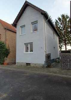 Wohnidylle in Mainz-Finthen mit Garten, Hof und Garage
