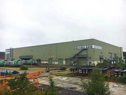 Gewerbe- und Industriepark mit flexiblem Flächenangebot