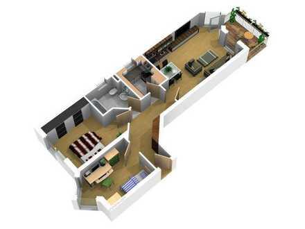 Schöne 3 Raumwohnung in Radeburg zu verkaufen