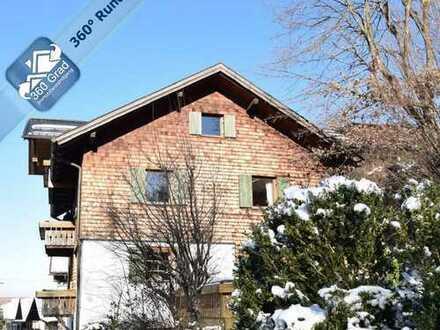 Sonthofen: Gemütliches Mehrfamilienhaus in einer top Lage