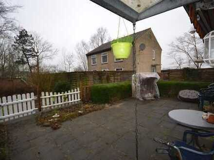 Renov. 1 Zimmer-EG-Wohnung in ruhiger Wohnl. in St. Annen bei Friedrichstadt, Kreis Dithmarschen