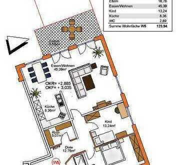 Barrierefreie 3 Zi. Wohnung für den Lebensabend, Aufzug, Garage und Stellplatz, 2 E-Bike Garagen