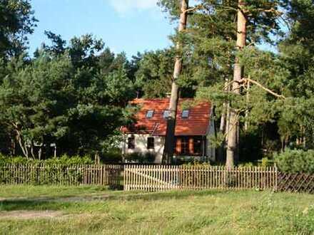 Ferienhaus am Dobbertiner See mit eigenem Steg - von privat