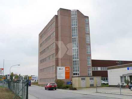 Solitäres Bürogebäude