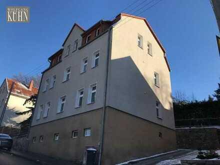 Gemütlich wohnen in Oberplanitz, Single-Wohnung mit kleiner Küche