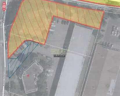 2800 m² Filetgrundstück im Gewerbegebiet Gelnhausen - Provisionsfrei