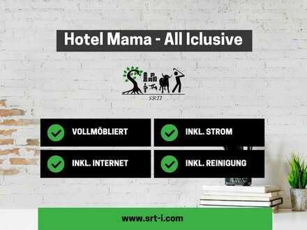 WG-Zimmer ab 260€ - Paderborn - Uhlandstraße - Hotel Mama bei SRTI