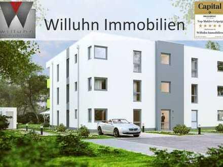 Erstbezug: Exklusive Wohnung in Bestlage SüdBalkon Fußbodenheizung Fahrstuhl barrierefrei
