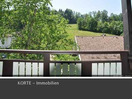 3-Zimmer-DG-Wohnung in zentraler Lage von Oberstaufen