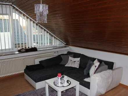 Gepflegte 3-Zimmer-Dachgeschosswohnung mit EBK in Emsdetten