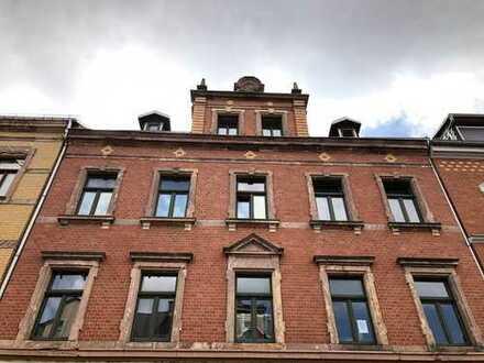 Wohn-/ Geschäftshaus in Chemnitz, Gablenz