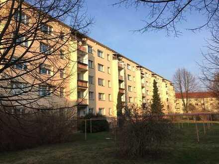 Frisch sanierte Zwei-Zimmer-Wohnung in Frohburg