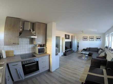 Gepflegte 2,5-Raum-Erdgeschosswohnung 63qm mit Einbauküche in Dallau