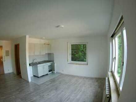 Nettes, gepflegtes 1-Zimmer-EG-Appartement im Zentrum von Albstadt.