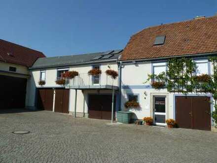 Neuwertige 4-Zimmer-Maisonette-Wohnung mit Balkon in Kamenz-Jesau