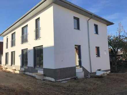 Herrliche NEUBAU Doppelhaushälfte in Oberbernbach - Nähe AIC