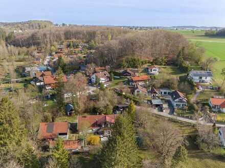 AkuRat Service Baugrundstücke in idyllischer Lage für bis zu 4 Häuser in Weßling