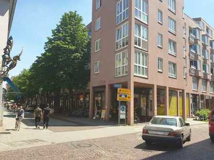 1-Zimmer-Appartment - Zentrales Wohnung in der Karlsruher Innenstadt
