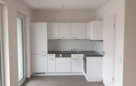 Neuwertige 3 Zimmer mit offener Küche und großem Balkon in der Neustadt!