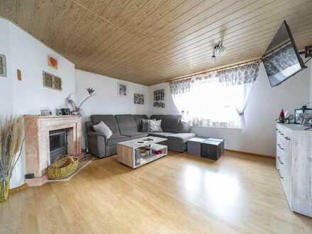 4-Zimmer-Eigentumswohnung in kleiner Einheit