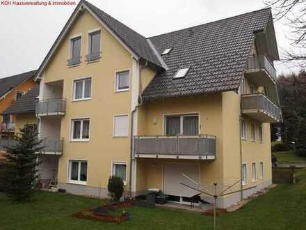 gemütliche DG-Wohnung mit Balkon und Stellplatz
