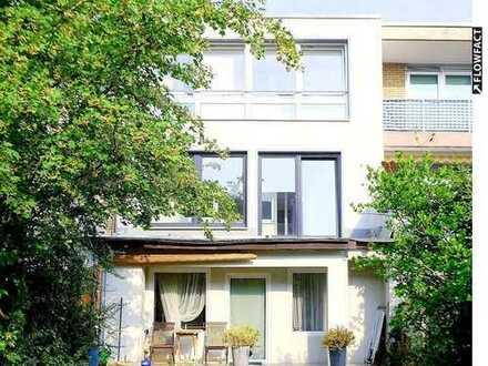 Saniertes Traumhaus, viel Platz und viel Licht! Reihenhaus mit Einliegerwohnung in Bonn/Rheinnähe.