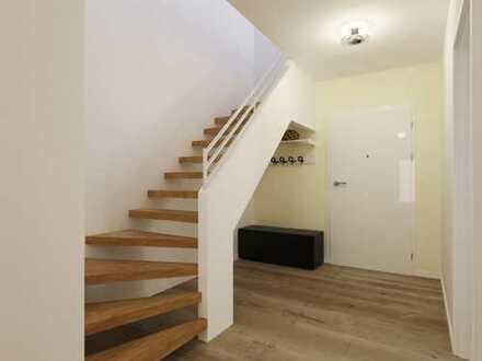 171 m² sonnige Wohnfläche über den Dächern des Monibergs