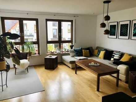 Lichtdurchflutete 3-Zimmer Wohnung in Waldrandnähe Wannweil