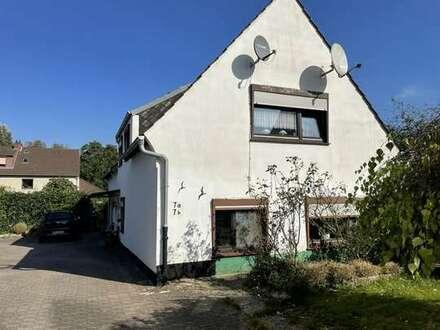 Zweifamilienhaus in ruhiger Seitenstraße von Ritterhude