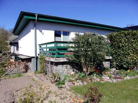+ Maklerhaus Stegemann + gepflegtes Einfamilienhaus in Kramerhof am Strelasund