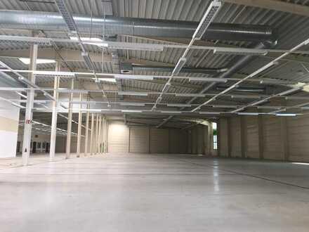 Halle für ein Fachmarktzentrum gut sichtbar und direkt an der B29/ Essingen zu verkaufen