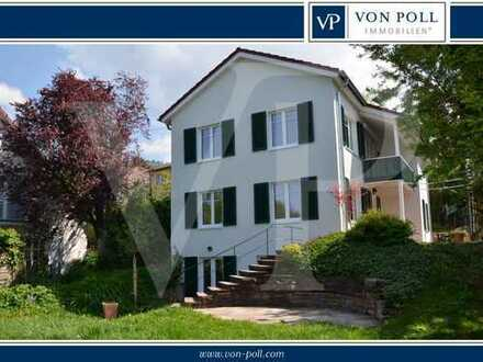 VON POLL IMMOBILIEN: Top saniertes Einfamilienhaus für die Familie