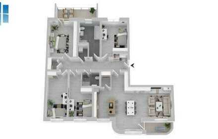 LiVING Salomon - Oase im Graphischen Viertel 5 Raumwohnungen mit Balkon  reservieren Sie jetzt 18