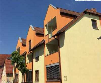 Großzügige und helle 4 Zimmer-Wohnung mit Dachloggia in Viernheim