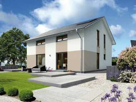 Haus für die junge Familie inkl. Grundstück, Baunebenkosten und Bodenplatte für nur 433550,-!