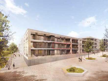 Helle 3-Zimmer-Neubauwohnung in Süd-Ausrichtung *Erstbezug*