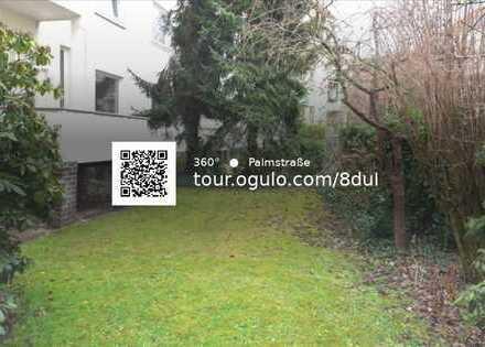 Modernisierte Altbauwohnung mit Garten in Herrenhausen