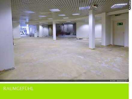 Knapp 500qm Einzelhandelsfläche in 1A-Lage (Karlsruhe-Innenstadt)