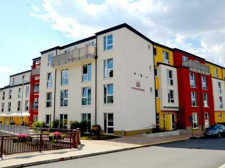 Wohnen mit Service großzügige 2-Zi-Wohnung mit Terrasse I Mietpreis inkl. NK und Grundservice