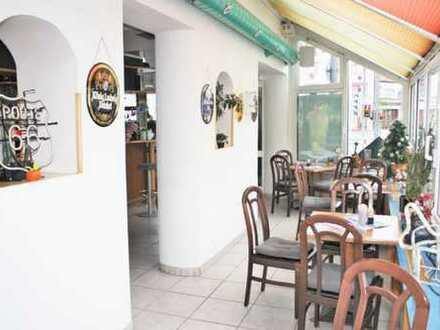 Charmantes MUSIK-CAFE/PILS-BAR+Terrasse, Stellplätze in Augsburg Hochzoll (kein Döner keine Küche)